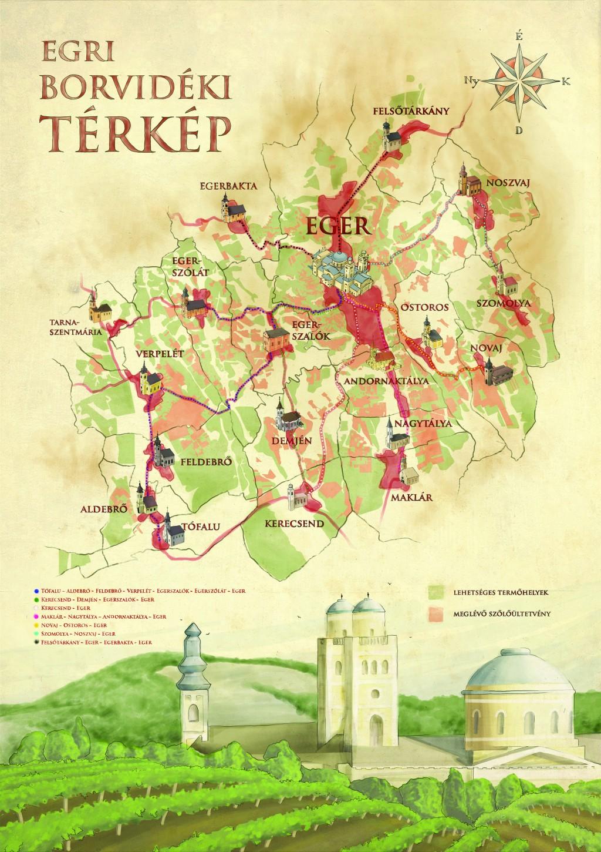eger szépasszonyvölgy térkép Egri Szüret 2013, Eger eger szépasszonyvölgy térkép